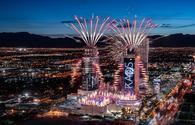 Grand opening of KAOS nightclub at Palms Casino Resort in Las Vegas