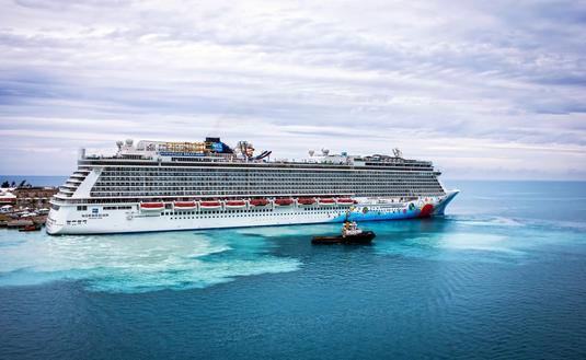 Norwegian Breakaway Bermuda