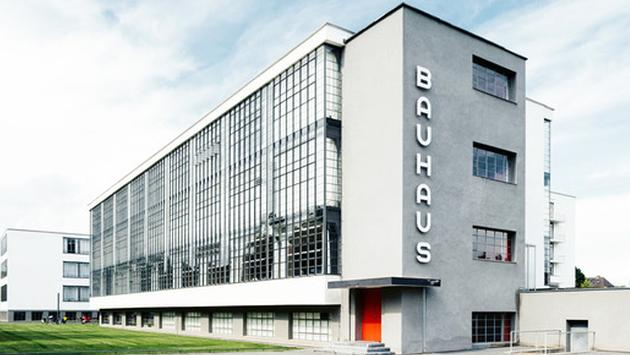 Mouvement Bauhaus, Allemagne