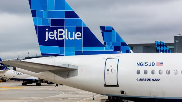 plane, jetblue, travel