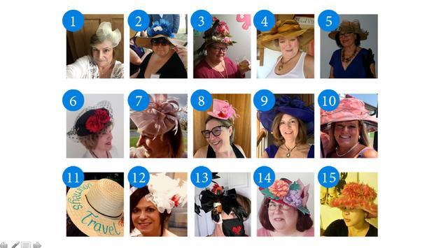 fancy hat contest