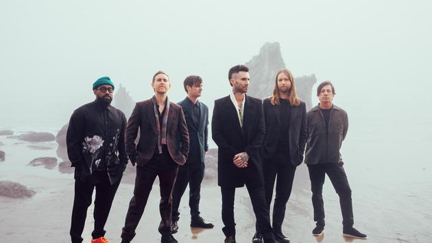 Maroon 5, coming to The Cosmopolitan of Las Vegas this New Year's.