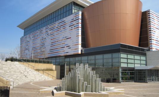 Muhammad Ali Center and Star Fountain