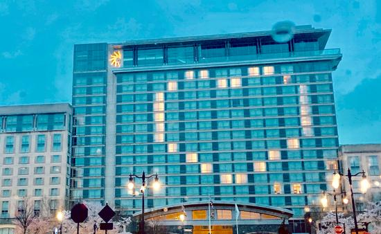 Marriott International Hotels - Gaylord National Resort #MarriottStrong
