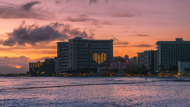 Marriott International Hotels - Sheraton Waikiki #MarriottStrong