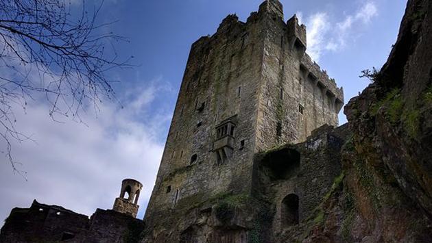 Blarney Castle in Cork, Ireland
