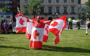 Canada Day in Ottawa