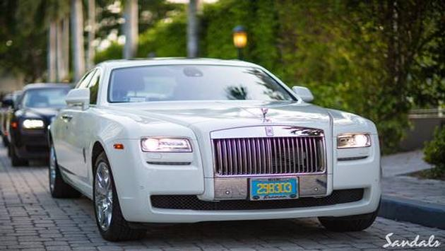 All-new VIP arrival service offered at Sandals Royal Barbados