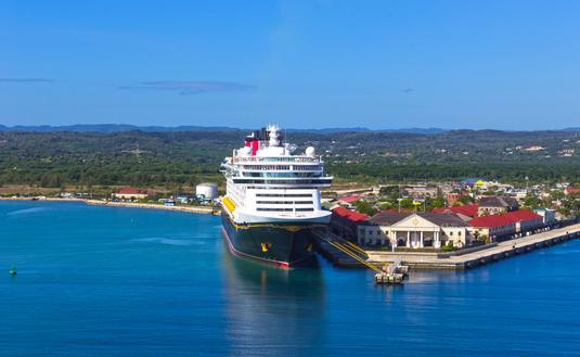 Disney Fantasy by Disney Cruise Line