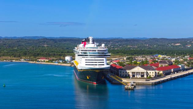 Disney Fantasy by Disney Cruise Line