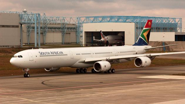 South, African, Airways