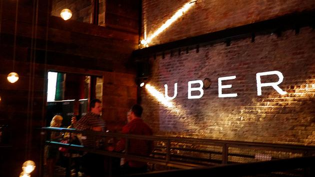 Uber launch party in Cincinnati