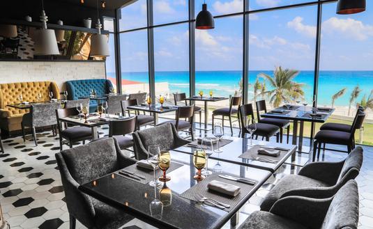 Sandos Cancun: Frattinis