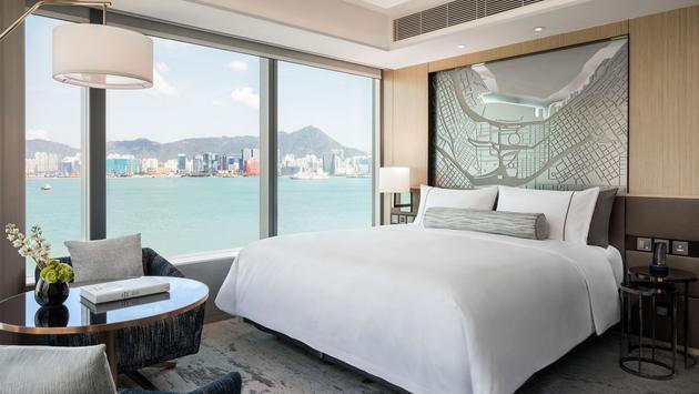 room hotel Vic - Hong Kong