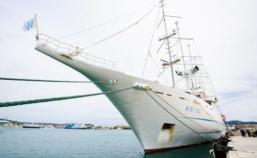 Wind, Surf, ship