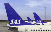Scandinavian Airlines airplanes