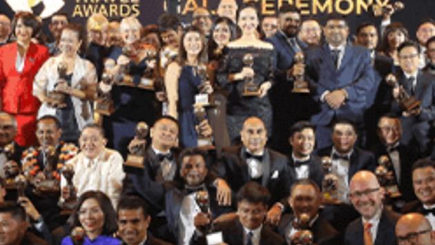 Aunque México no se localiza en América Central, compite con países del área geográfica en los World Travel Awards.