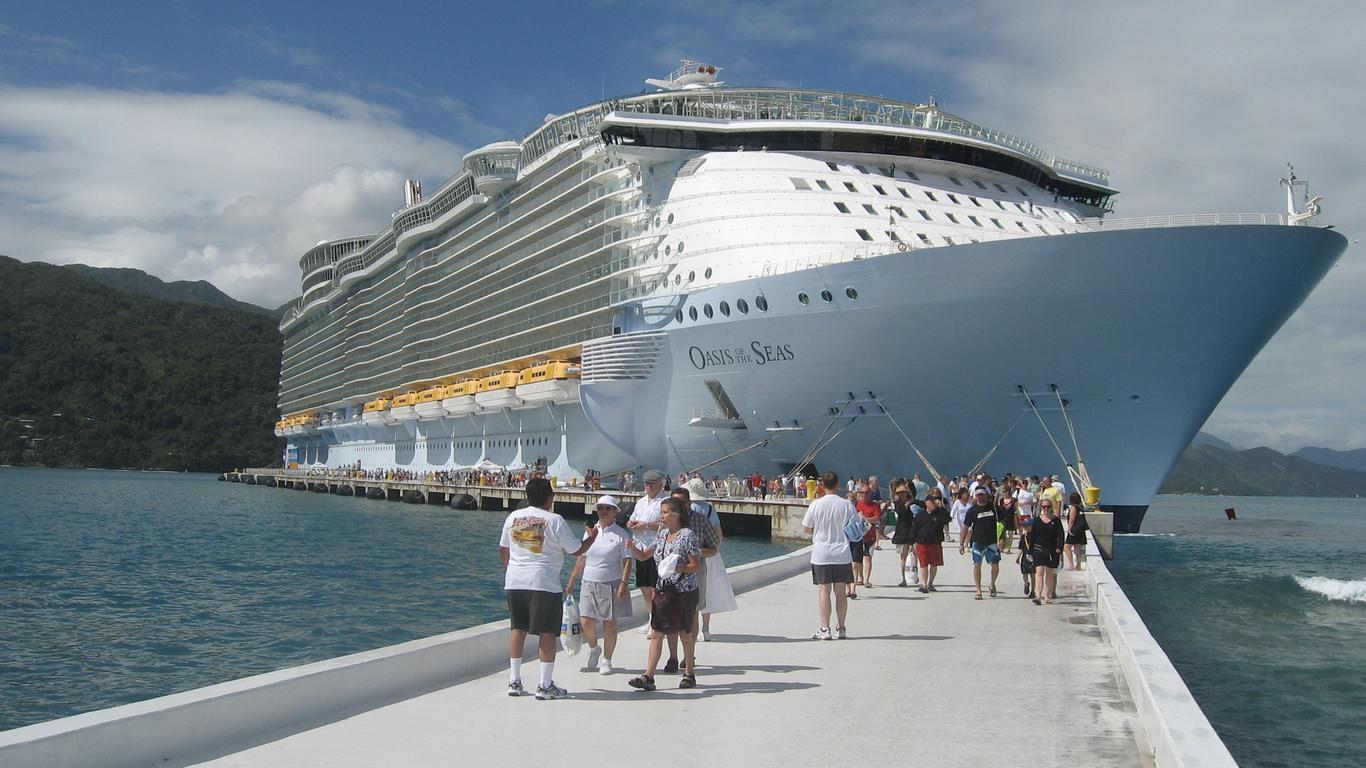Royal Caribbean Officials Say Caribbean Cruises to Grow 50 Percent by 2030