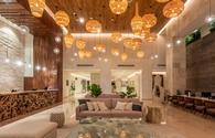 Renovated lobby, Sun Palace