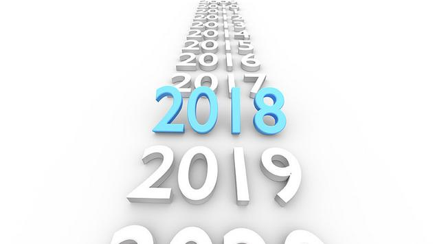 2018 and other years graphic text
