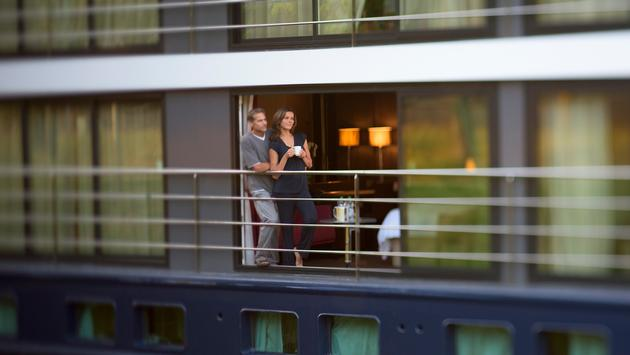 Your Way cruising, Avalon Waterways