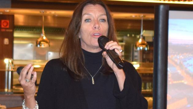 Caroline Poulson, Emerald Waterways