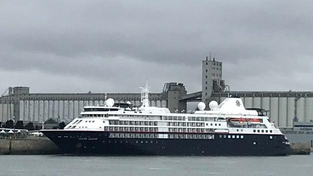 Visite du Silver Cloud à Québec