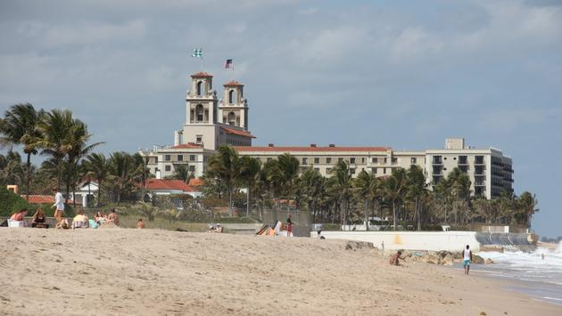 Breakers Palm Beach Resort in Palm Beach, Florida.