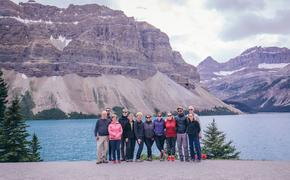 Intrepid Travel in the Canadian Rockies