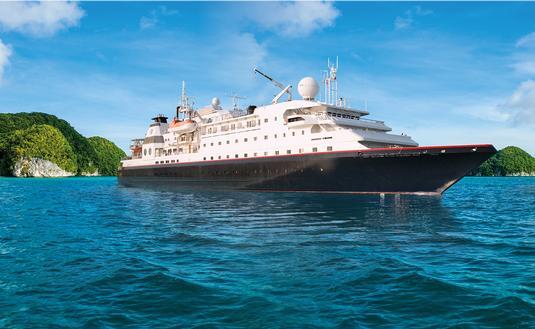 La Belle des Océans CroisiEurope cruise ship