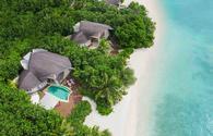 JW Marriott Maldives Resort & Spa.