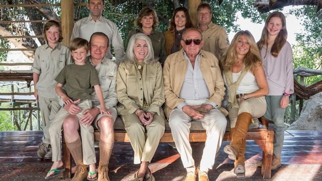 Tollman Family, Trafalgar Tours