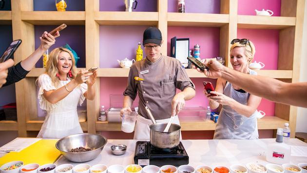 Hyatt Ziva & Hyatt Zilara Rose Hall Head Pastry Chef Wouter Tjeertes