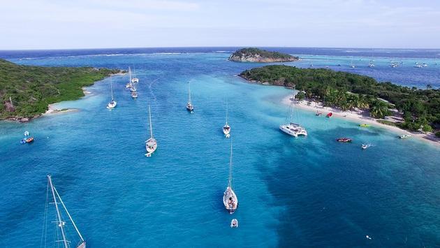 Quiet Bay in Tobago