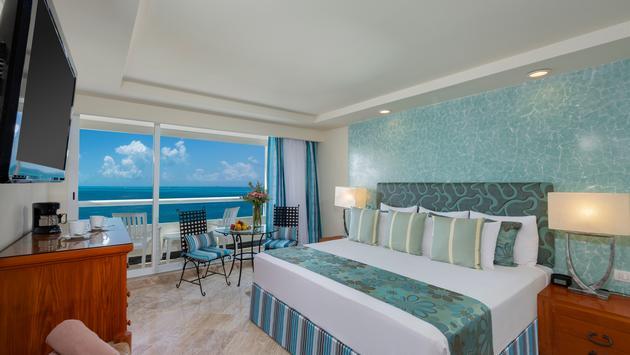 Grand Sens Cancun oceanview room
