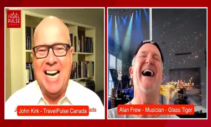 Kirk Talks Travel