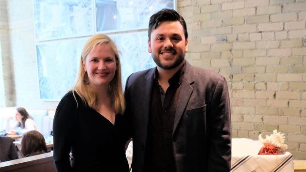 Jane Whitehead and Chris Maggio, Tourism Australia