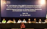 UNWTO Regional Seminar on Climate Change, Biodiversity and Sustainable Tourism Development
