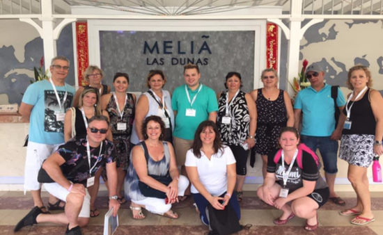 Groupe Melia Cuba International Voyages en direct