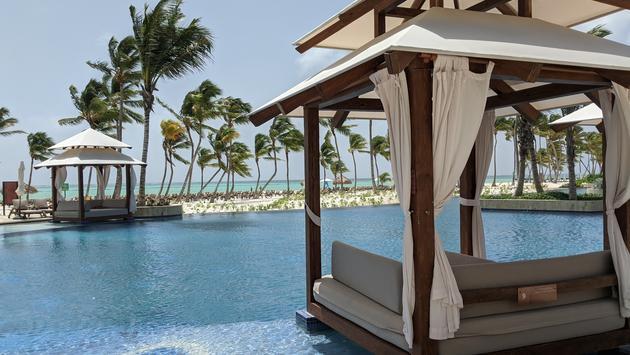 Dominican Republic pool