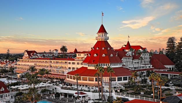Hotel del Coronado; San Diego, California