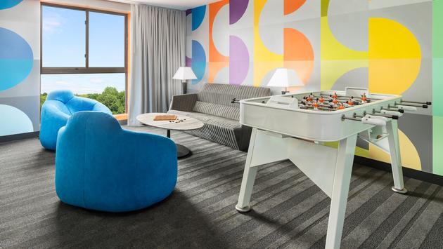 Unplug & Play Suite at Studio Allston