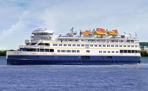 Victory Cruise Lines' Victory I