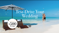 Test-Drive Your Wedding at Beaches