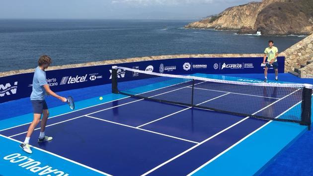 Tennis in Acapulco