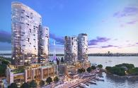 The opening of The Ritz-Carlton, Perth will mark the brand's re-entry to Australia