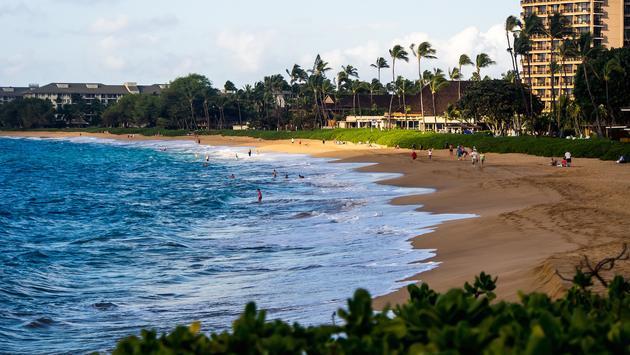 Kaanapali Beach Hotel, Maui