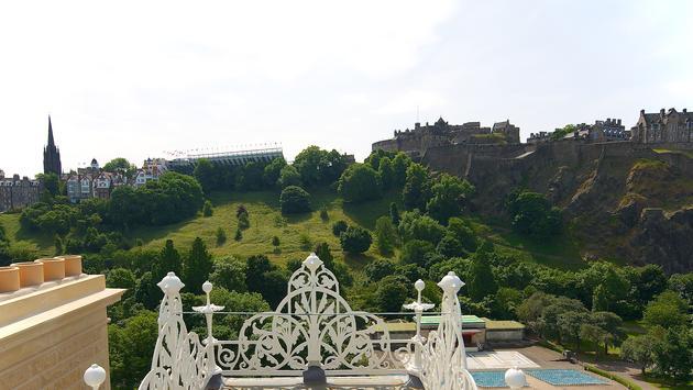 Red Carnation ouvre son premier hôtel à Edimbourg