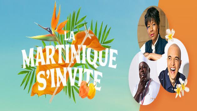 La Martinique s'invite