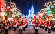Holidays, Disney, World